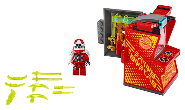 Lego Ninjago- Kai Avatar - Arcade Pod - pr_1746897