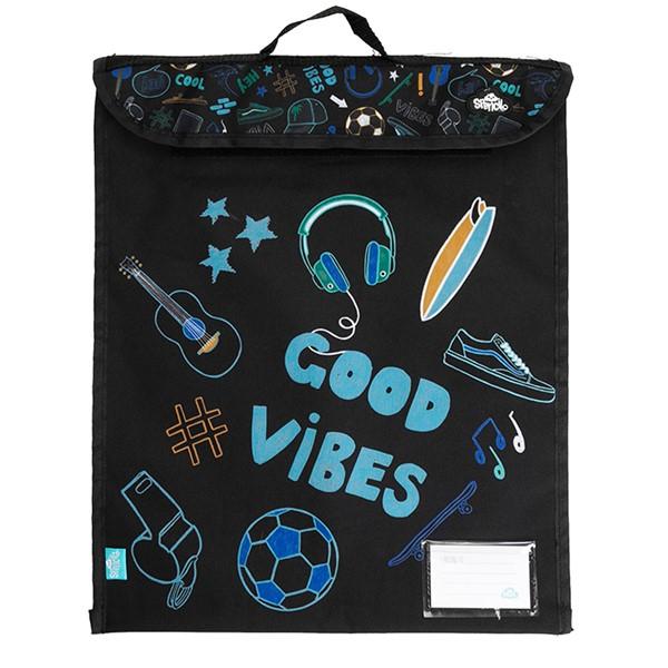 Spencil Good Vibes Homework Bag 370 X 450mm -