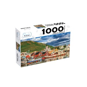 Jigsaw Puzzle 1000 Piece- Husavik Iceland