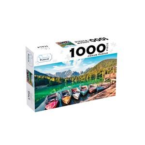 Jigsaw Puzzle 1000 Piece- Julian Alps Undine Italy
