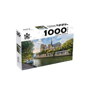 Jigsaw Puzzle 1000 Piece- Notre Dame Paris