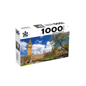 Jigsaw Puzzle 1000 Piece- Westminster London
