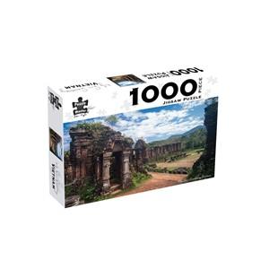 Jigsaw Puzzle 1000 Piece- My Son Sanctuary Vietnam