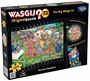 Wasgij Original #32 1000 Piece Jigsaw Puzzle The Big Weigh In - pr_1776883