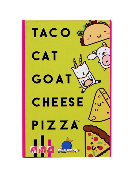 Taco Cat Goat Cheese Pizza -