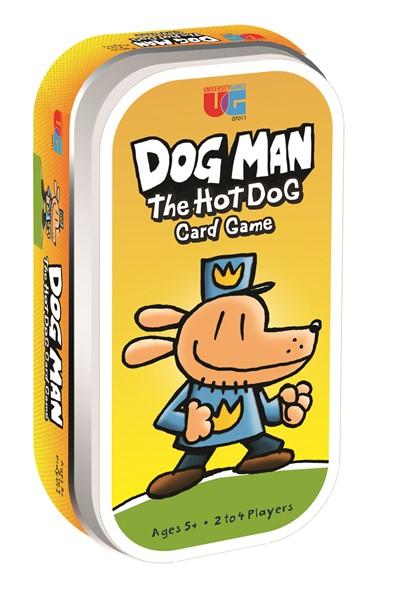 UG Dog Man - The Hot Dog Tin -
