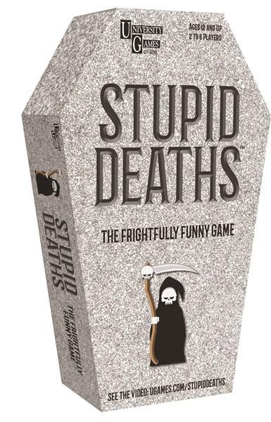 UG Stupid Deaths Tin -