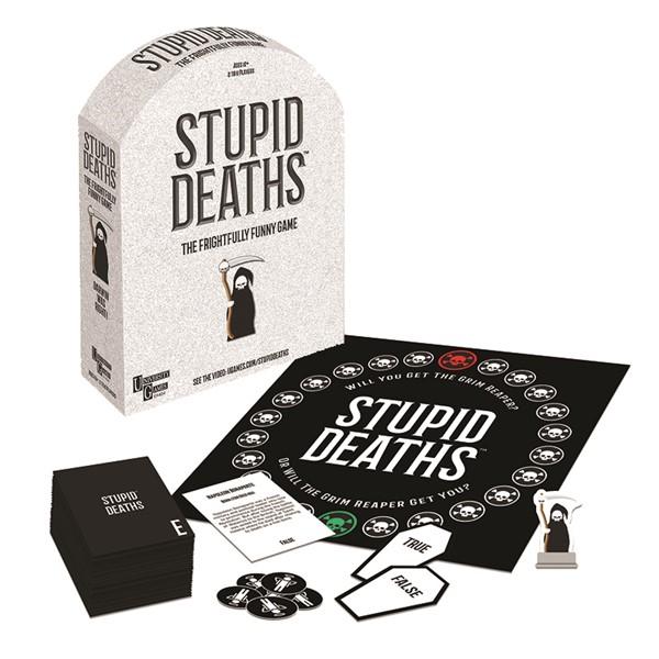 UG Games - Stupid Deaths -