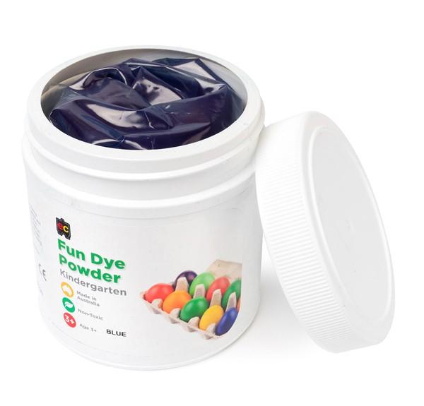 EC Craft Fun Dye Powder Blue 500gms -