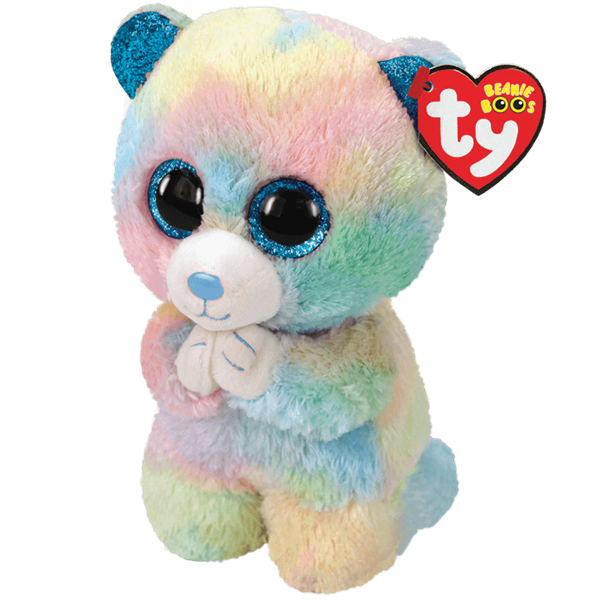 Ty Beanie Boo Hope Prayer Bear -