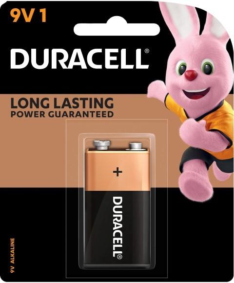 Duracell Coppertop 9V Battery - pr_1850453