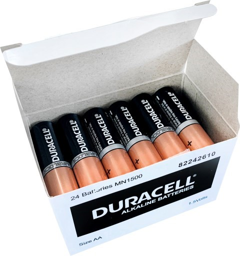 Duracell Coppertop AA Battery Pack of 24 - pr_1850451