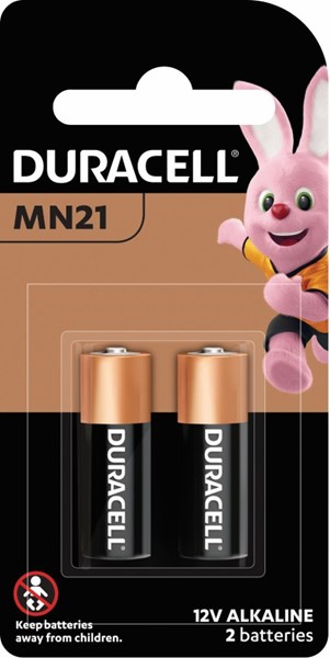 Duracell Specialty MN21 Battery Pack of 2 - pr_1850452