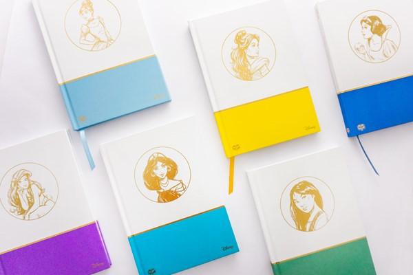 Disney Princess Ariel - Spirax Platinum A5 Journal - pr_1776589