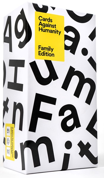 Cards Against Humanity Family Edition -