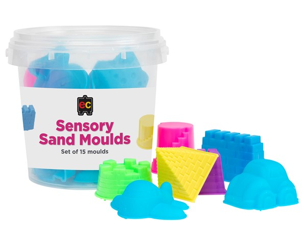 EC Sensory Sand with Mould Set 15 - pr_1880209