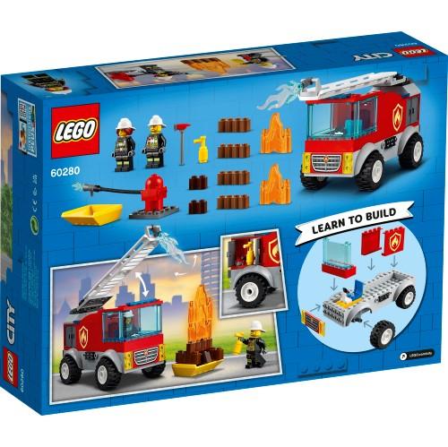 LEGO City - Fire Ladder Truck -