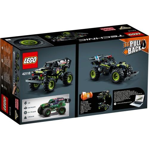 LEGO Technic - Monster Jam® Grave Digger® -