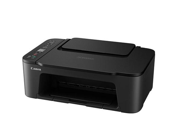 Canon PIXMA TS3460 7.7 ipm/4.0 ipm Inkjet MFC Printer Black   -