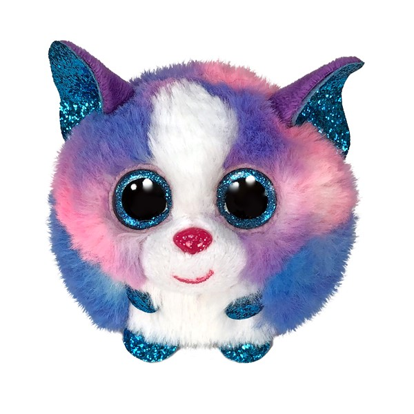 Ty Puffies Cleo Multicolour Husky -