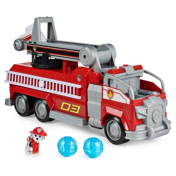 Paw Patrol Movie Marshall Transforming City Firetruck -