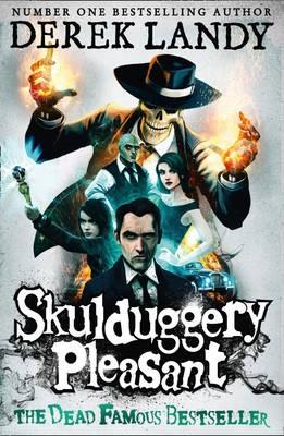 Skulduggery Pleasant -