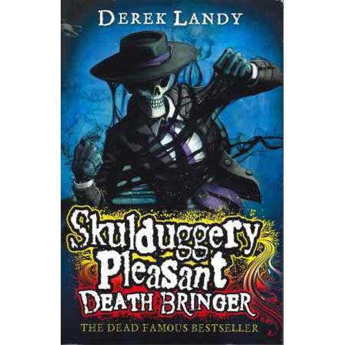 Death Bringer (Skulduggery Pleasant, Book 6) - pr_178569