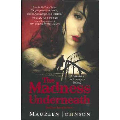 The Madness Underneath (Shades of London, Book 2) - pr_1773203