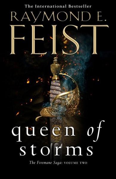 The Firemane Saga Book 2: Queen of Storms - pr_1774508