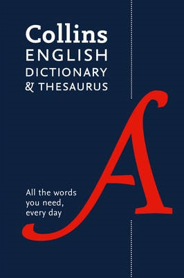 Collins English Dictionary and Thesaurus Essential - pr_115366
