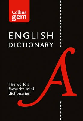 Collins English Gem Dictionary -