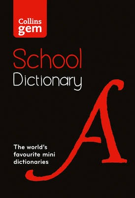 Collins Gem School Dictionary -