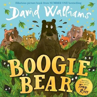 Boogie Bear -