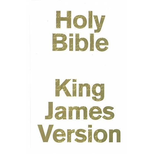 The Bible: King James Version -