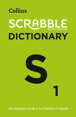 Collins Scrabble Dictionary -