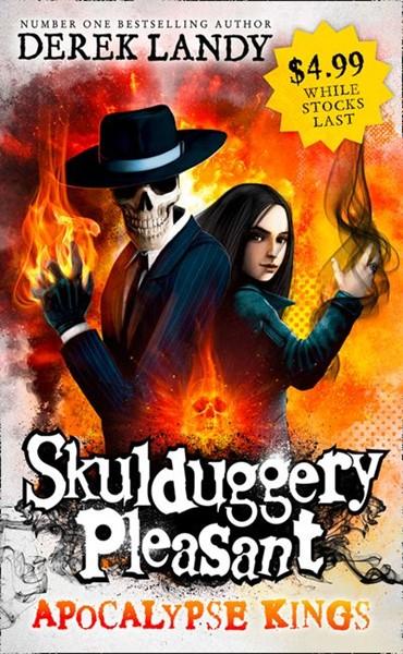Apocalypse Kings (Skulduggery Pleasant) -