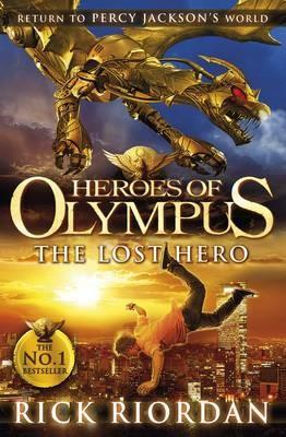 The Lost Hero (Heroes of Olympus Book 1) - pr_152535