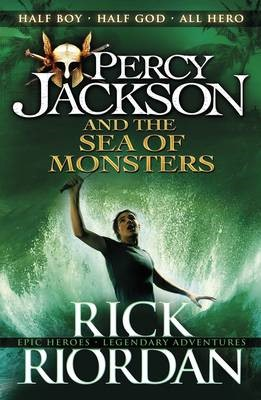 Percy Jackson and the Sea of Monsters (Book 2) - pr_149315