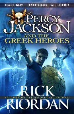 Percy Jackson and the Greek Heroes - pr_321633