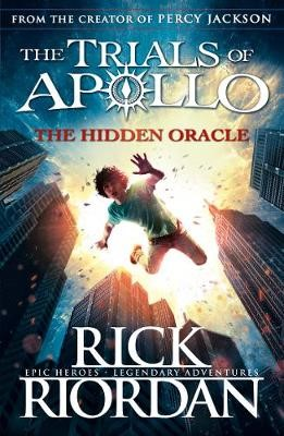 The Hidden Oracle (The Trials of Apollo Book 1) - pr_320068