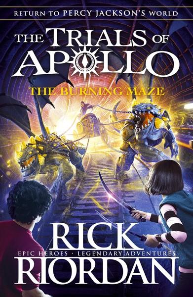 The Burning Maze (The Trials of Apollo Book 3) - pr_1699977