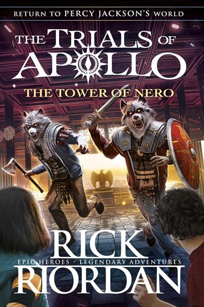 Tower Of Nero (The Trials Of Apollo Book 5) - pr_1837873