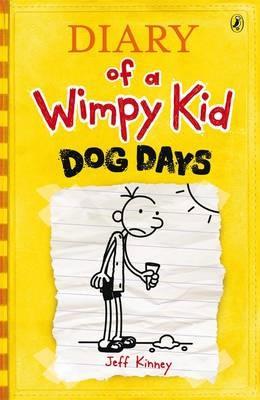 Dog Days: Diary Of A Wimpy Kid (Bk4) - pr_419237