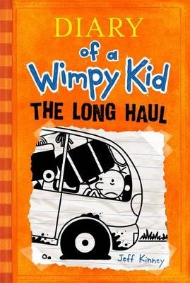 The Long Haul: Diary of a Wimpy Kid (BK9) - pr_428331