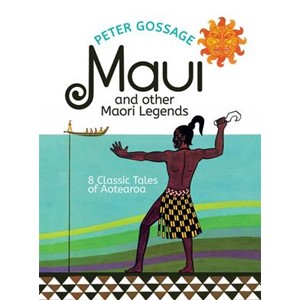 Maui and Other Maori Legends