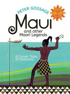 Maui and Other Maori Legends - pr_428347