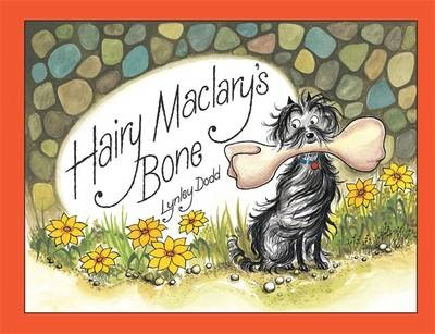 Hairy Maclary's Bone - pr_419259