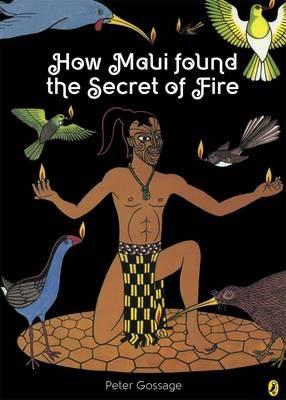 How Maui Found the Secret of Fire - pr_419280