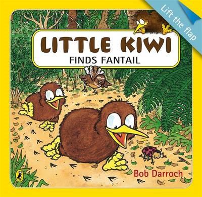 Little Kiwi Finds Fantail - pr_419288