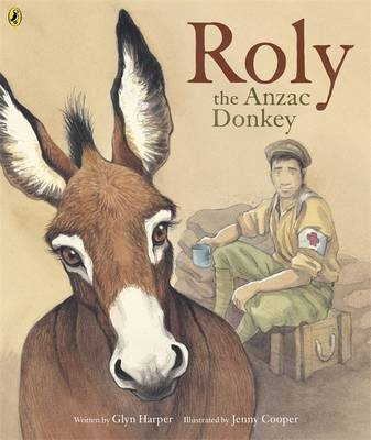 Roly, the Anzac Donkey - pr_428324